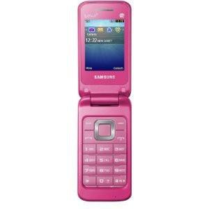 Základní telefon Samsung C3520, růžový