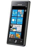 Základní telefon Samsung Omnia 7 (i8700), černý