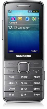 Základní telefon Samsung (S5610), stříbrný ROZBALENO