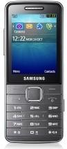 Základní telefon Samsung (S5611), stříbrný ROZBALENO