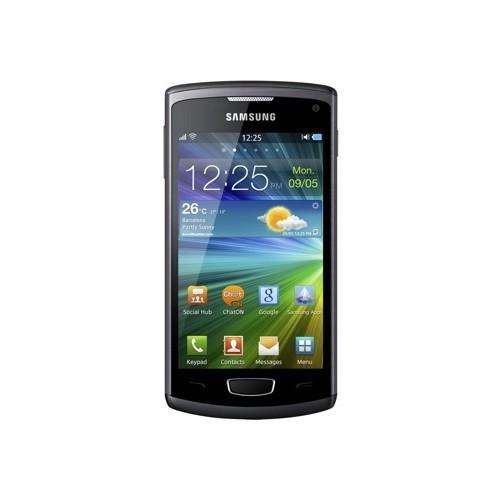 Základní telefon Samsung Wave III (S8600), černý