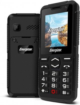 Základní telefon Tlačítkový telefon Energizer Hardcase H10, černá