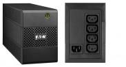 Záložní zdroj EATON UPS 5E 650i, 650VA, 1/1 fáze