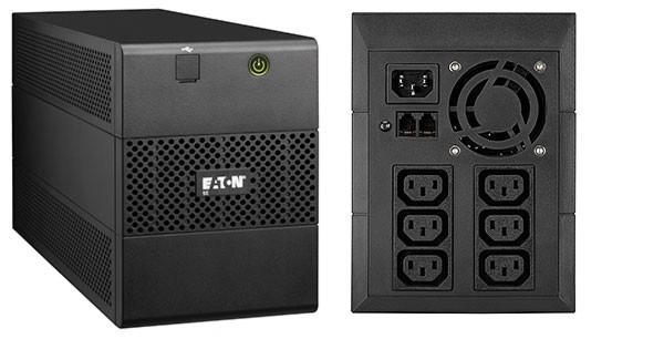 Záložní zdroje EATON UPS 5E 1100i USB, 1100VA, 1/1 fáze
