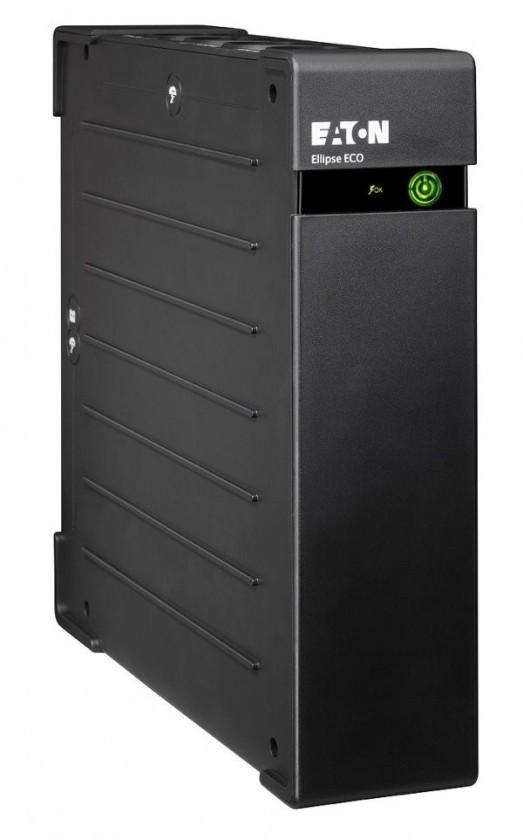 Záložní zdroje EATON UPS ELLIPSE ECO 1200USB FR, 1200VA, 1/1 fáze, USB