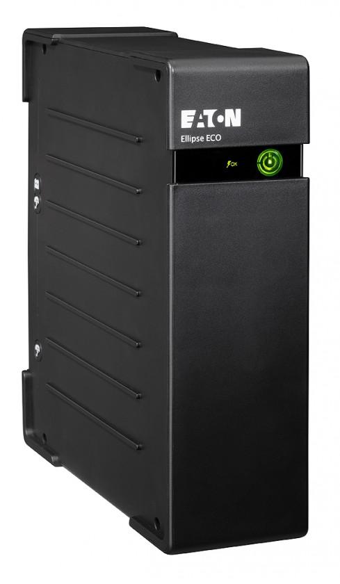 Záložní zdroje EATON UPS ELLIPSE ECO 800USB FR, 800VA, 1/1 fáze, USB