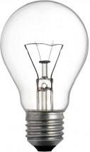 Žárovka TES-LAMP ZTES60W, E27, 60W, čirá