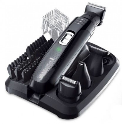 Zastřihovač Zastřihovač vousů a vlasů Remington PG6130 Groom Kit, 5v1