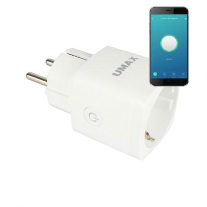 Zásuvka, rozdvojka Chytrá Wi-Fi zásvka U-Smart Wifi Plug Mini UMAX