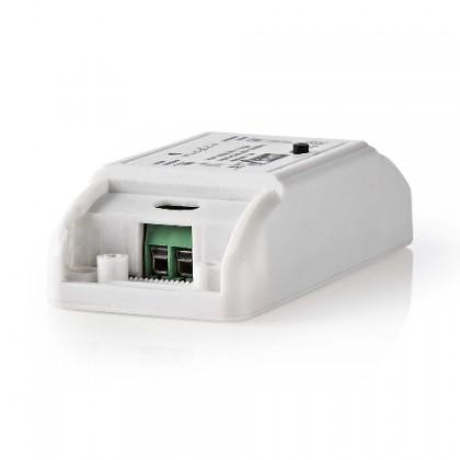 Zásuvka, rozdvojka SMART spínač pro elektrický obvod Nedis WIFIPS10WT, 10A