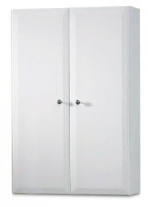 Závěsná Koupelnová skříňka SD 301 horní závěsná (bílá, lesk)