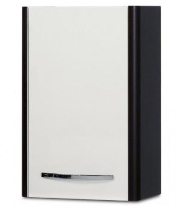 Závěsná Lucy - Závěsná skříňka horní SD 272 (bílá lesk/wenge)
