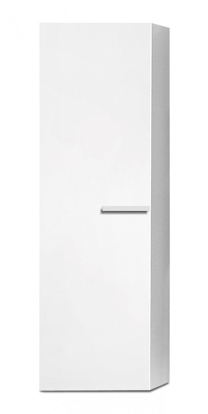 Závěsná skříňka Game - závěsný prvek (bílá/bílá)