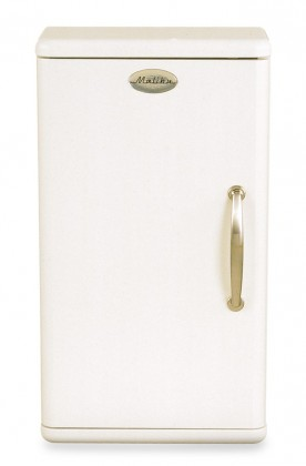 Závěsná skříňka Malibu - Závěsná skříňka (bílá, 1x dveře)