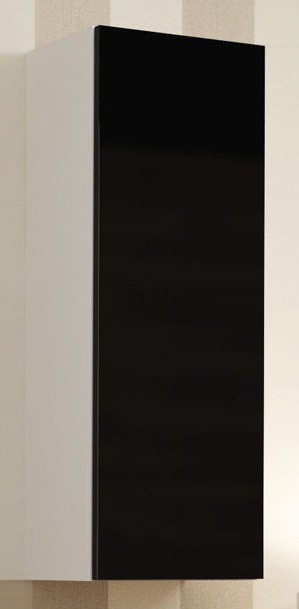 Závěsná skříňka Vigo - Vitrína závěsná, 1x dveře
