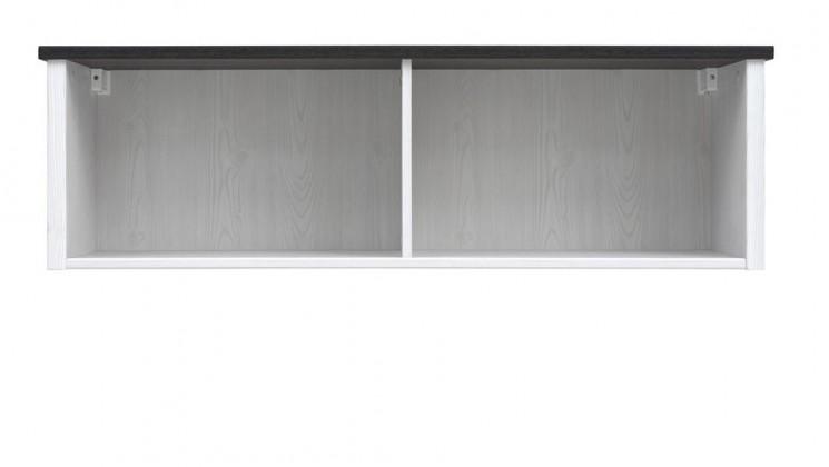 Závěsná skříňka Závěsná skříň Puerto (modřín sibiu světlý)