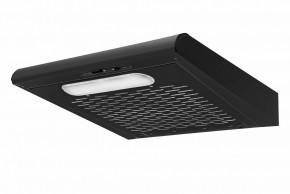 Závěsný odsavač par Guzzanti ZRW 60 Black, 60 cm