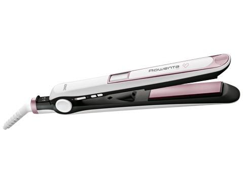 Žehlička na vlasy Rowenta Premium Care SF7460F0, ionizace