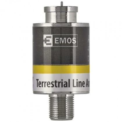 Zesilovač signálu Emos J5710, DVB-T/T2, F konektor