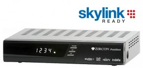 Zircon FunBox Skylink ready s HbbTV