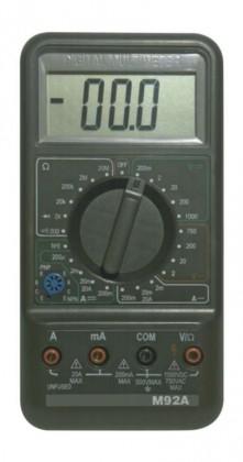 Zkoušečky na Multimetry a zkoušečky Digitální multimetr Emos M-92A