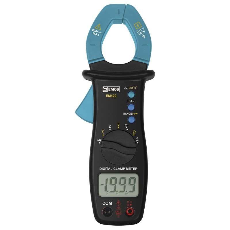 Zkoušečky na Multimetry a zkoušečky EMOS EM400
