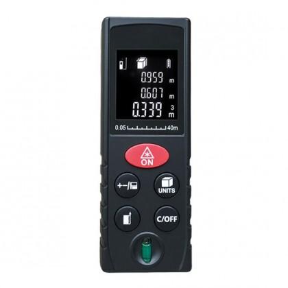 Zkoušečky na Multimetry a zkoušečky Laserový měřič vzdálenosti Solight DM40, 0,05 - 40m