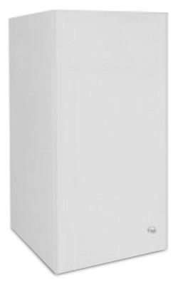Zlevněné koupelnové vybavení Union - Skříňka horní  (bílá vysoký lesk) - II. jakost