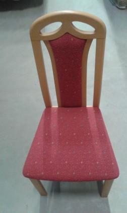 Zlevněné kuchyně, jídelny Dina - Jídelní židle - II. jakost
