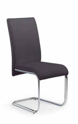 Zlevněné kuchyně, jídelny Jídelní židle K107 (černá) - II. jakost