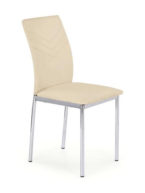 Zlevněné kuchyně, jídelny Jídelní židle K137 (béžová) - II. jakost
