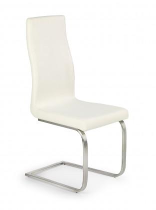 Zlevněné kuchyně, jídelny Jídelní židle K140 (krémová) - II. jakost