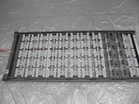 Zlevněné ložnice 3D-Motion KF metalic 80x200