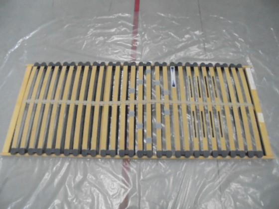 Zlevněné matrace a rošty Lux klasic - luxusní lamelový rošt 28 lamel/5nast. - II. jakost