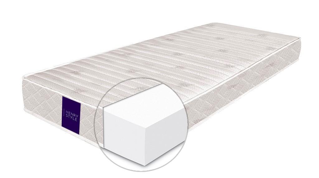 Zlevněné matrace a rošty Matrace Galatea - komprimovaná - 90x200x16 - II. jakost