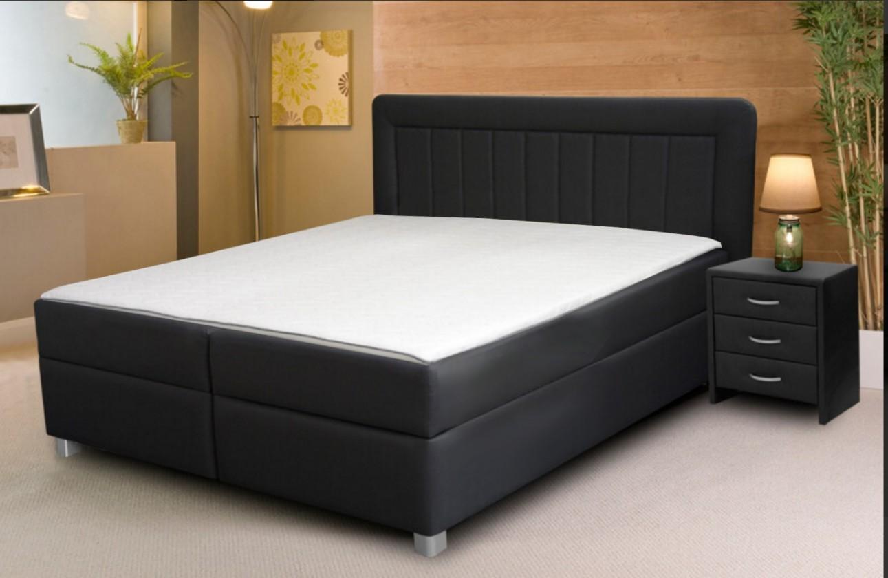 Zlevněné matrace a rošty Matracový Topper Fines - 170x200x4 - II. jakost