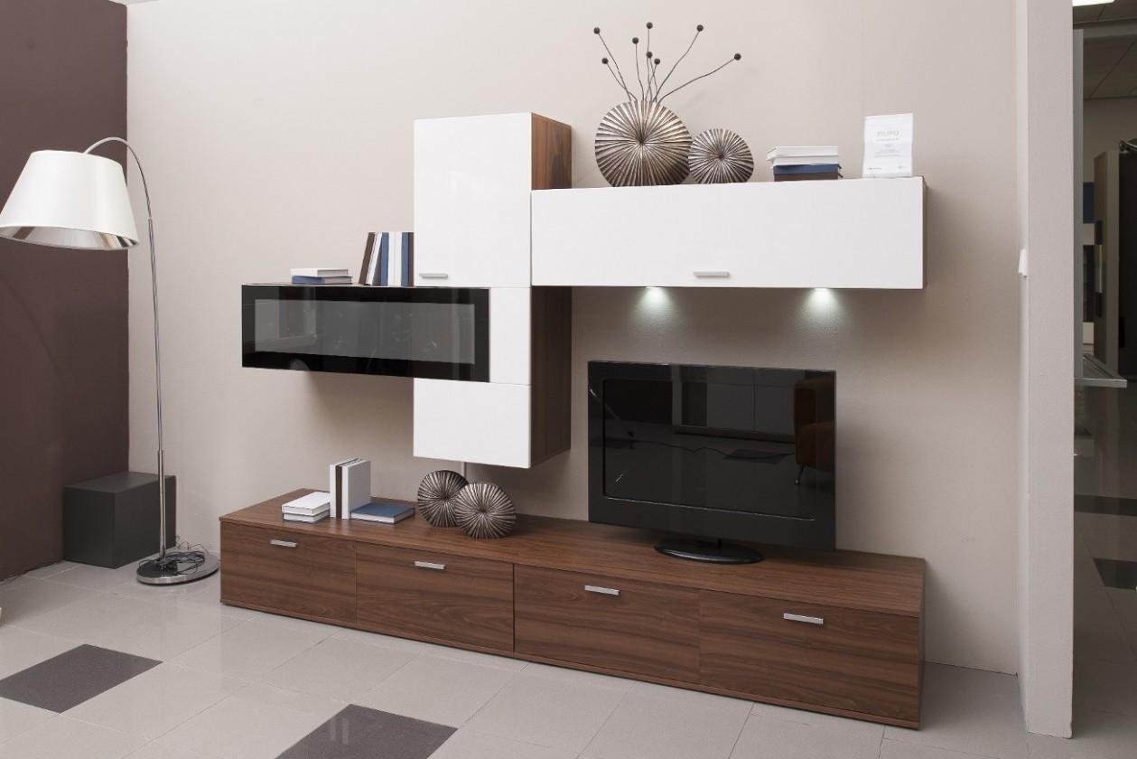Zlevněné obývací pokoje Obývací stěna Zaragoza - II. jakost