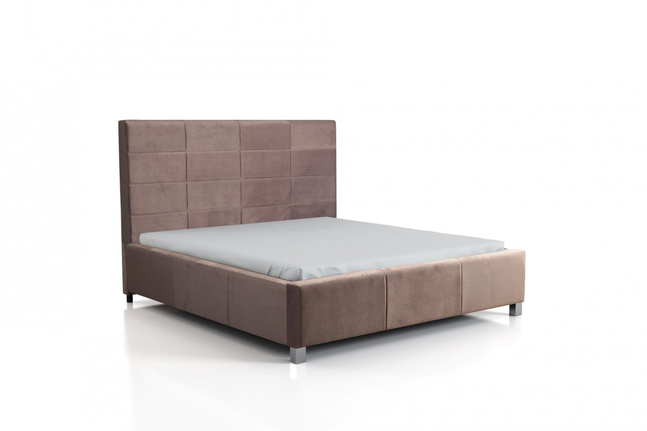 Zlevněné postele Čalouněná postel San Luis 160x200 - II. jakost