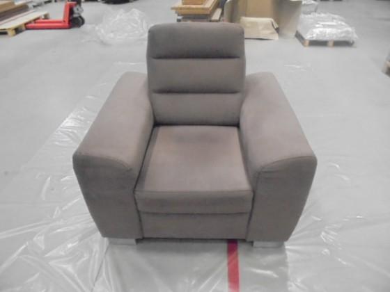 Zlevněné sedací soupravy Fenix - Křeslo (casablanca 2306) - Z EXPOZICE