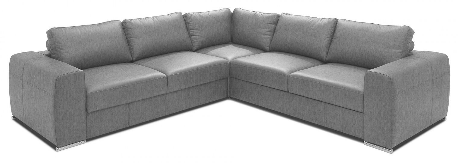 Zlevněné sedací soupravy Rohová sedačka rozkládací Biblio levý roh ÚP - II. jakost