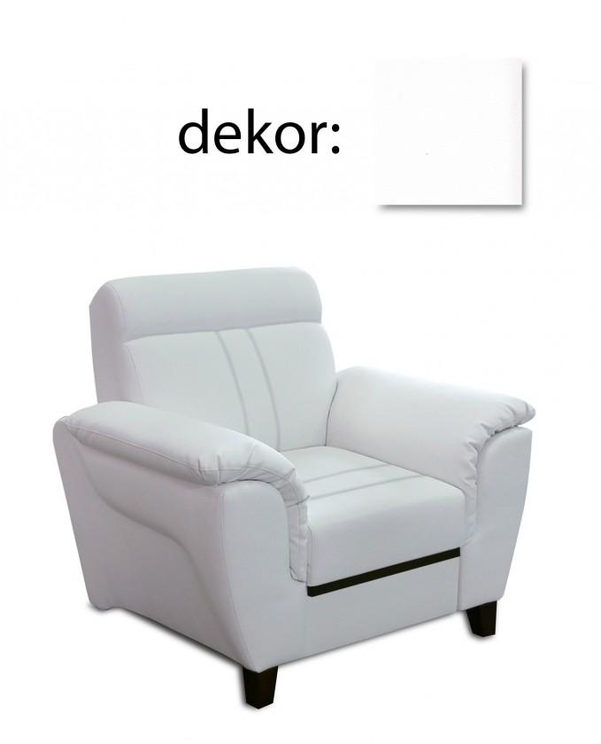 Zlevněné sedací soupravy Scala - Křeslo (soft 031) - II. jakost