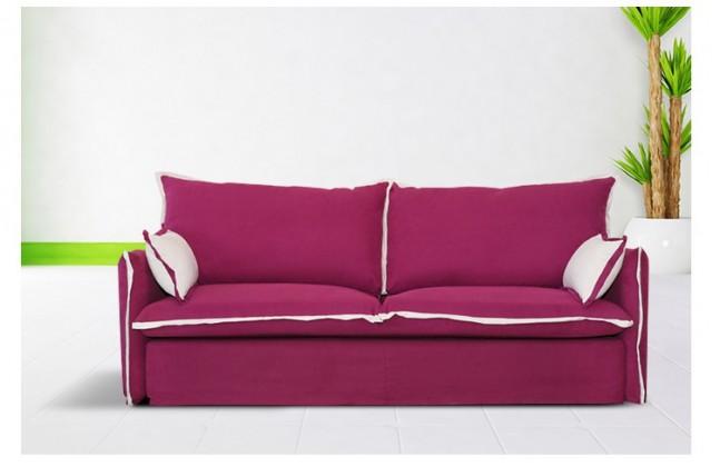 Zlevněné sedačky Dress - Pohovka 3R (mono 102 / mono 110) - II. jakost