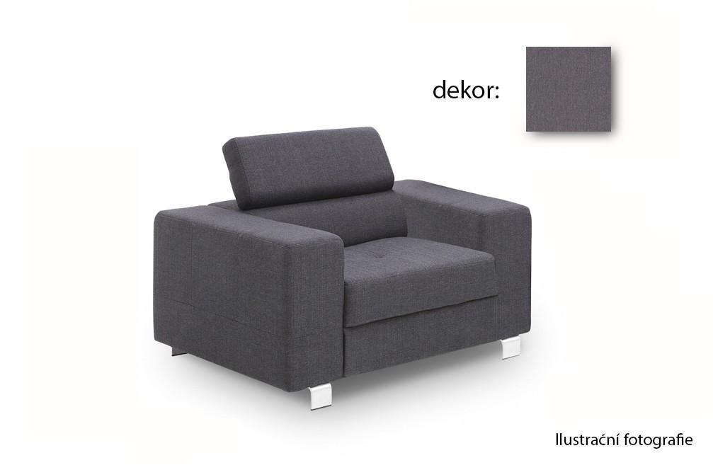Zlevněné sedačky Enzo - Křeslo (spirit 213) - II. jakost