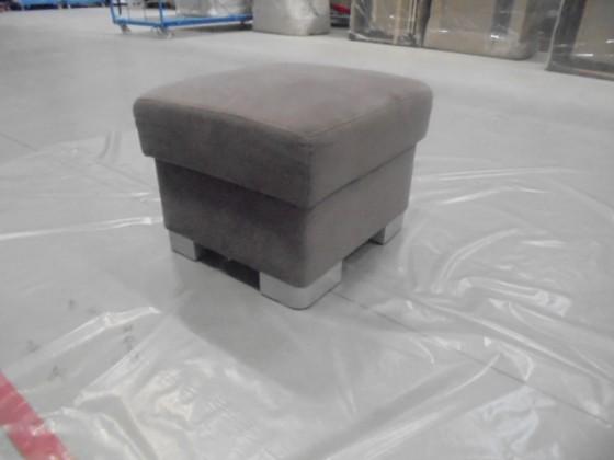 Zlevněné sedačky Fenix - Taburet (casablanca 2306) - Z EXPOZICE