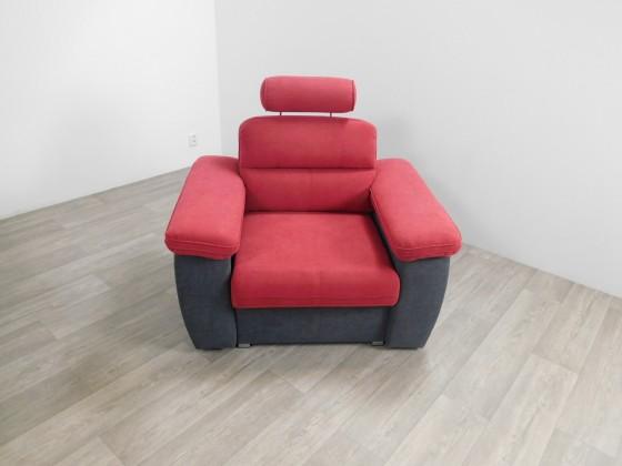 Zlevněné sedačky Křeslo Cordoba - PŘEBALENO