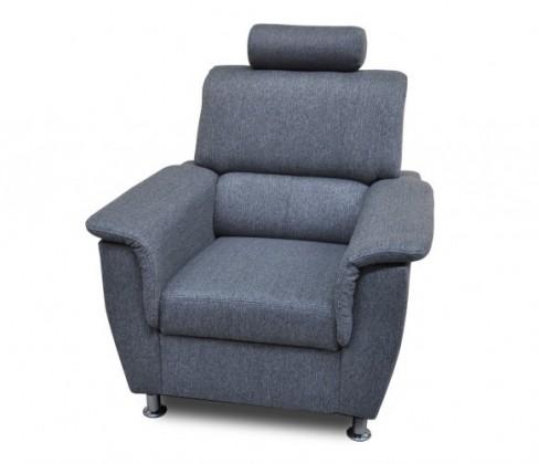 Zlevněné sedačky Křeslo Duo Panama (látka) - Z EXPOZICE