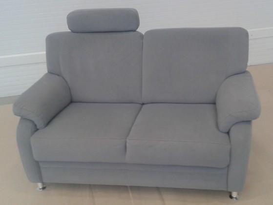 Zlevněné sedačky Toulouse - podhlavník vlevo (emotion enoa grau) - II. jakost