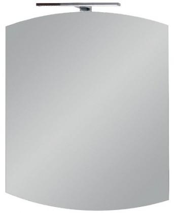 Zrcadlo do koupelny La Rochelle - Zrcadlo s LED osvětlením 60 cm