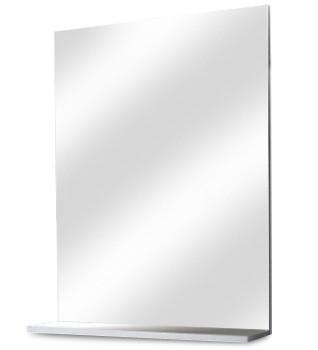 Zrcadlo do koupelny Luis - Zrcadlo s poličkou Z 65 (zrcadlo)
