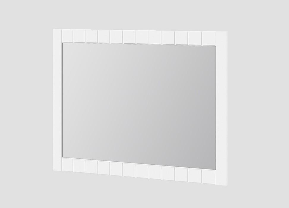 Zrcadlo Tampere - Typ 46 (bílá arctic)